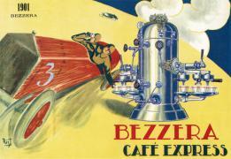 В 1901 Л. Беццера запатентовал новый способ приготовления кофе - эспрессо