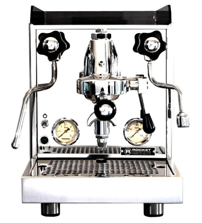 Новый Rocket Espresso Plus V3 PID 2014